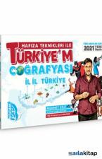 KPSS Hafıza Teknikleri İle Türkiye'm Coğrafyası