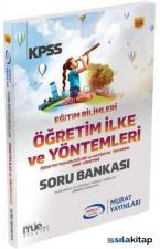 KPSS Öğretim İlke ve Yöntemleri Soru Bankası