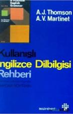 Kullanışlı İngilizce Dilbilgisi Rehberi