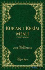 Kuran-ı Kerim Meali (Türkçe Çeviri)