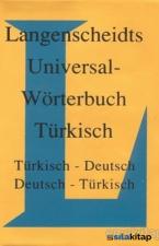 Langenscheidt Universal-Worterbuch Türkisch Türkisch-Deutsch / Deutsch-Türkisch