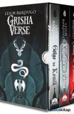 Leigh Bardugo Set (3 Kitap Takım)