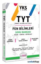 Lemma Yayınları 2020 TYT Fen Bilimleri Soru Bankası
