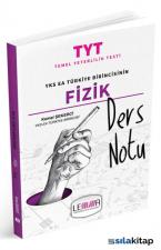 Lemma Yayınları 2020 TYT Fizik Ders Notu