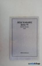 Leyla İle Mecnun Şiirler VI Sezai Karakoç