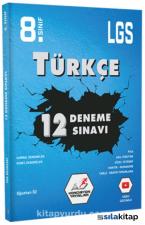 LGS Türkçe 12 Deneme Sınavı