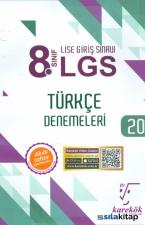 Lgs Türkçe 20 Deneme