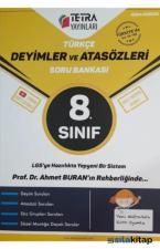 8.Sınıf Türkçe Deyi̇mler ve Atasözleri̇ Soru Bankası