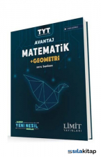 Limit TYT Avantaj Matematik Geometri Soru Bankası