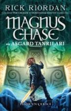 Magnus Chase ve Asgard Tanrıları 2 - Thorun Çekici