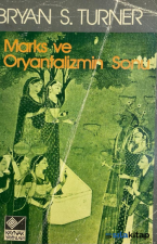 Marks Ve Oryantalizmin Sonu