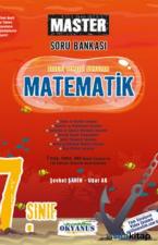 Master Matematik Soru Bankası 7. Sınıf