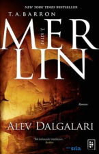 Merlin 3.Kitap: Alev Dalgaları