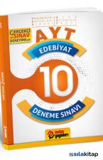 Metin AYT Edebiyat 10 Deneme Sınavı