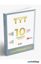 Metin TYT Matematik 10 Deneme Sınavı