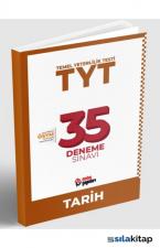 Metin TYT Tarih 35 Deneme Sınavı
