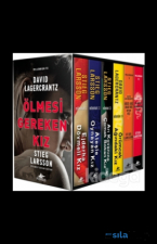 Millennium Serisi Seti 4 Kitap