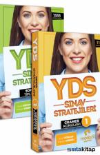 Modadil Yayınları YDS Sınav Stratejileri Konu Anlatımlı 1 - 2