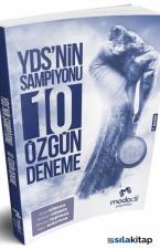 Modadil Yayınları YDS'Nin Şampiyonu 10 Özgün Deneme
