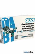 ÖABT 2021 Din Kültürü ve Ahlak Bilgisi Öğretmenliği Video Ders Notları