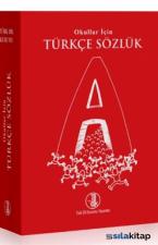Okullar İçin Türkçe Sözlük (Kırmızı)