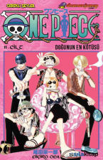 One Piece 11. Cilt - Doğunun En Kötüsü