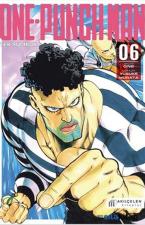 One-Punch Man Cilt 6 - Tek Yumruk