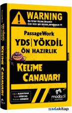 Passagework YDS-YÖKDİL Ön Hazırlık Kelime Canavarı