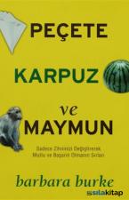Peçete Karpuz ve Maymun