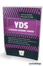 Pelikan Yayınları YDS Çek Kopart 5 Özgün Deneme Sınavı Dijital Çözümlü
