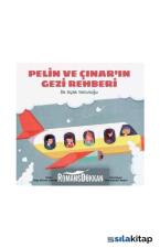 Pelin ve Çınarın Gezi Rehberi-İlk Uçak Yolculuğu