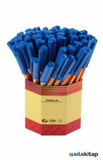 Pensan 1010 Tükenmez Kalem 1 Mm Mavi