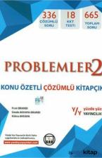 Problemler 2 - Konu Özetli Çözümlü Kitapçık