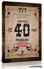 Puan TYT Yeni Nesil Problemler 40 Deneme