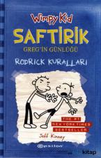 Saftirik Gregin Günlüğü 2- Rodrick Kuralları Ciltli