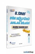 Saydam Yayınları - 8. Sınıf Di̇n Kültürü ve Ahlak Bi̇lgi̇si̇ Soru Bankası