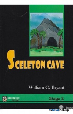 Sceleton Cave Stage 2 İngilizce Hikaye Kitabı
