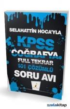 Selahattin Hoca'yla KPSS Coğrafya Ful Tekrar 101 Çözümlü Soru Avı