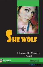 She Wolf Stage 2 İngilizce Hikaye Kitabı