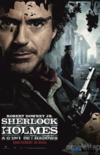 Sherlock Holmes - Moriarty Poster