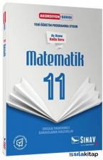 Sınav 11.Sınıf Matematik Akordiyon Kitap