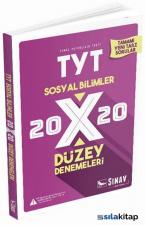 TYT Sosyal Bilimler 20X20 Düzey Denemeleri