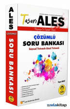 Tasarı ALES Çözümlü Soru Bankası