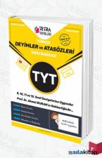 Tetra Yayınları TYT Deyimler ve Atasözleri Soru Bankası