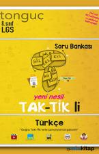 Tonguç 8.Sınıf Tak-Tik'li Türkçe Soru Bankası