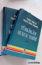 Türk-İslam Hukuk Tarihi 2 Cilt Takım