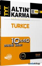 Tyt 10x40 Türkçe Deneme