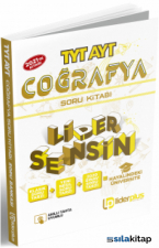 TYT-AYT Coğrafya Soru Bankası Liderplus Yayınları
