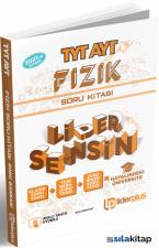 TYT-AYT Fizik Soru Bankası Liderplus Yayınları