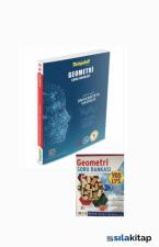 TYT AYT Geometri Soru Bankası Derspektif Hibrit Yayınları + Ygs-Lys Geometri Soru Bankası Hediyeli